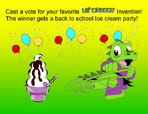 Click here to Cast your Vote!